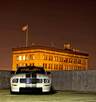 2007 Shelby Parking Garage