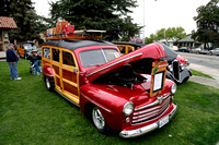 Central Valley Woodies Car Show March 9, 2013
