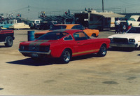 Famoso Muscle Car Drags 1990