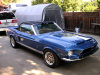 1968 GT350 Recreation Restoration