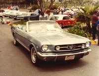 My First Mustang, 1965 Convertible